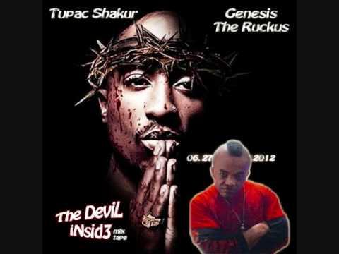 Tupac Shakur (Suicidal Rap Life) Drake Diss. The Devil Insid3