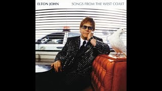 Elton John - Ballad of the Boy in the Red Shoes (2001) with Lyrics!