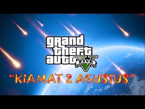 KIAMAT 2 AGUSTUS (GTA V PC Free Roam - Storyline)