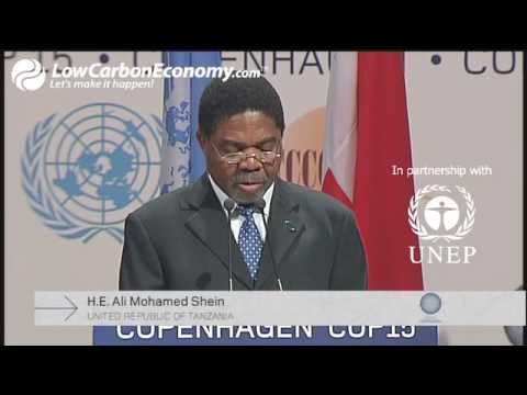 United Republic of Tanzania - High Level Segment - COP15