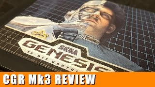 Classic Game Room - ESWAT: CITY UNDER SIEGE review for Sega Genesis