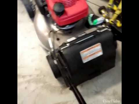 Ordered A Discharge Chute For My Mower Youtube