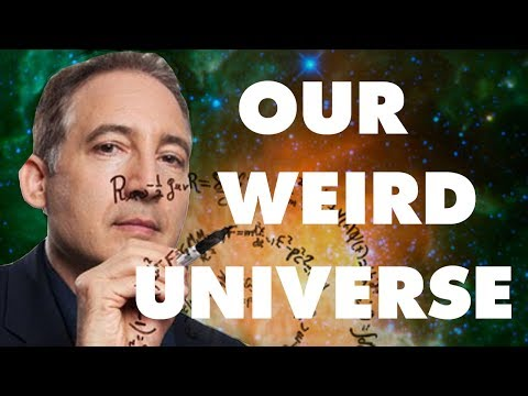 Our weird universe | Robert Wright & Brian Greene [The Wrigh