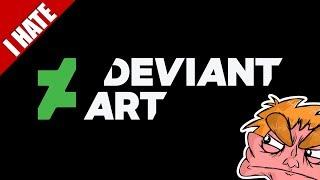 I HATE deviantART (2018) thumbnail
