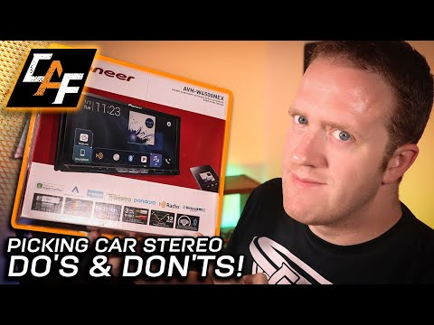 DO's & DON'Ts - Picking a Car Audio Radio Head Unit in 2020