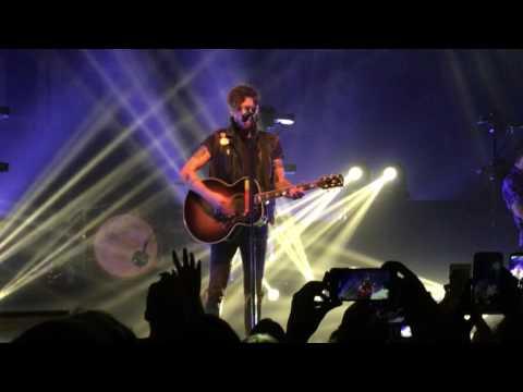 Boys Like Girls - Thunder (live) - NYC - 8/06/16