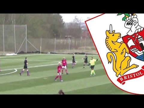 Goals from Bristol City Under-14/15s Denmark tour