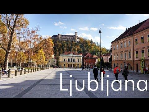 Weekend in Slovenia - Ljubljana, Postojna, Piran