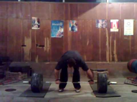 Edgar  Gevorgyan Snatch 170kg