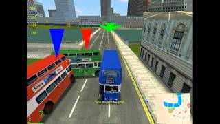 Midtown Madness 2 - Double-Decker Bus CnR