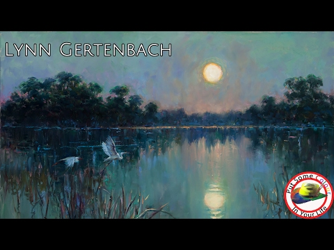 Fine Art Tips with Lynn Gertenbach on Colour In Your Life