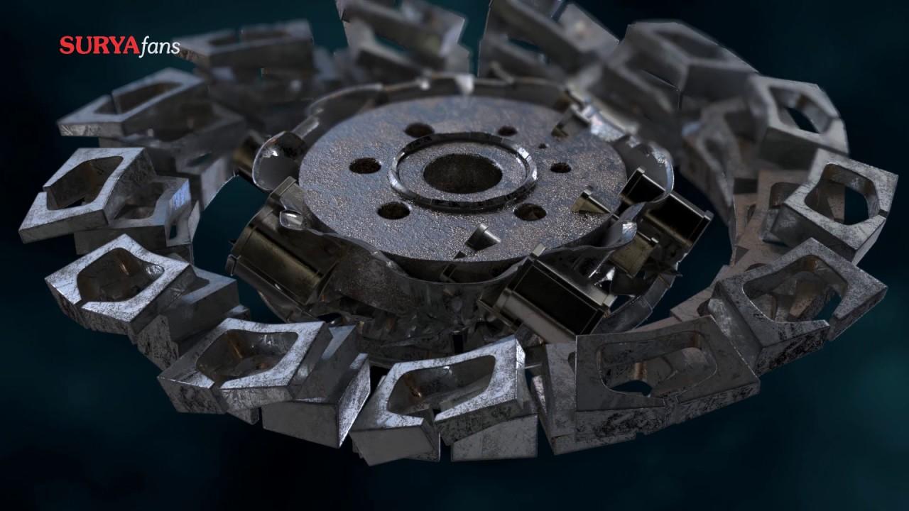 Surya fans hawaa ka naya fan bldc motor technology ss 32 youtube surya fans hawaa ka naya fan bldc motor technology ss 32 sciox Gallery