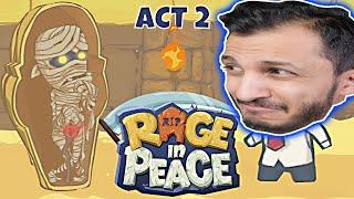 الغضب في سلام #2 | وصلنا للأهرامات في مصر!