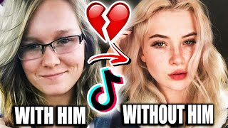 TikTok Girls: HEARTBREAK GLOW UPS 💔👀