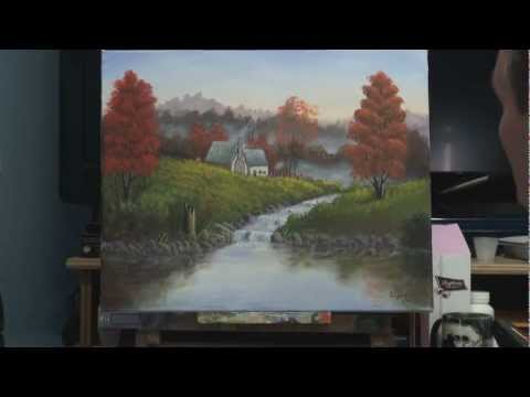 Mouth Painting Jerry Yarnell's Maple Valley Part 3