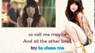 Carly Rae Jepsen  Call me Maybe Karaoke   YouTube