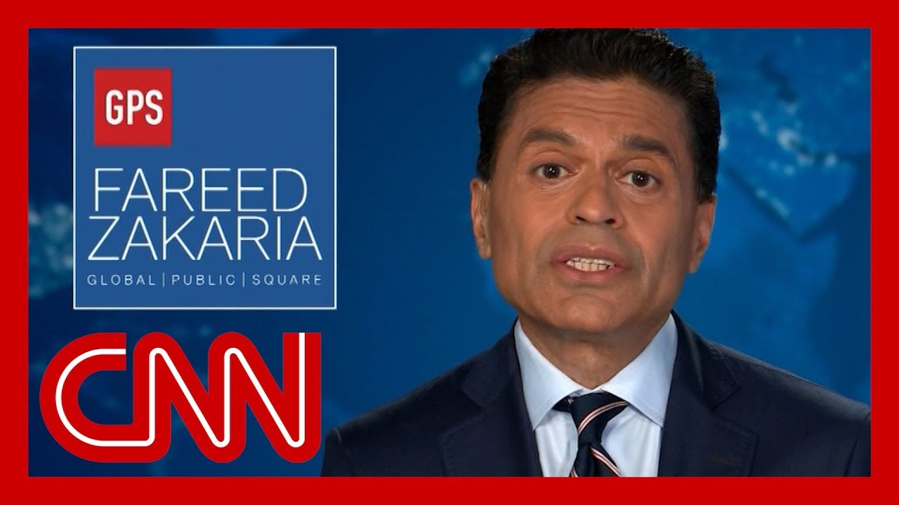 CNN:Fareed's take: How the US should leave Afghanistan