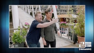James Corden Had to Decipher a Code to Get Tom Cruise's Phone Number