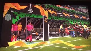 Celtic V Wolves - Fifa 20 UEFA Europa League Intro