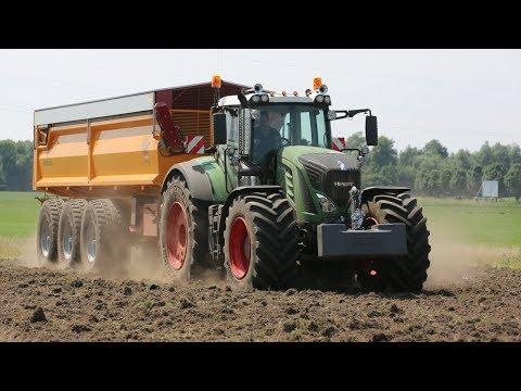 Demo Dag Jan Veenhuis Met Michelin, De Factorij En PTG  Trekkerweb