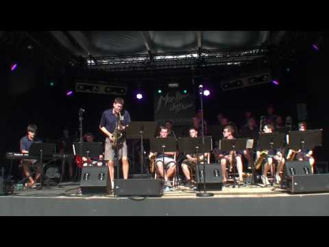 Wish You Were Here - UNH Jazz Band at Montreux