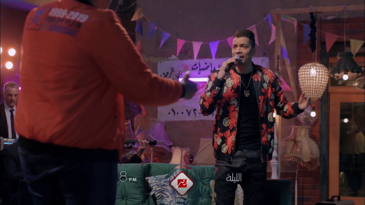 حلقة مميزة جداً مع حسن شاكوش في  سعفان في التليفزيون الليلة 8 مساء على  MBCMASR
