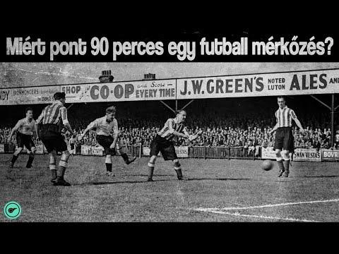 Miért 90 perces egy focimeccs? | Félidő! thumbnail
