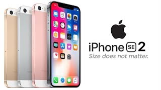 |Apple iphone SE 2| |Size doesn