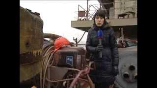 Промышленный винтовой компрессор сжатого воздуха - Техномир(Телевидение о нашей продукции. Сотрудники ООО