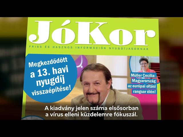 A nyugdíjasok számíthatnak Magyarország Kormányára