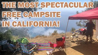 Dispersed Camping on tнe California Coast! Off-Road in the Subaru Outback