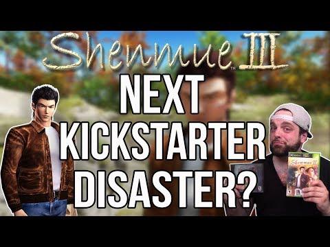 Is Shenmue 3 the Next Kickstarter DISASTER? | RGT 85