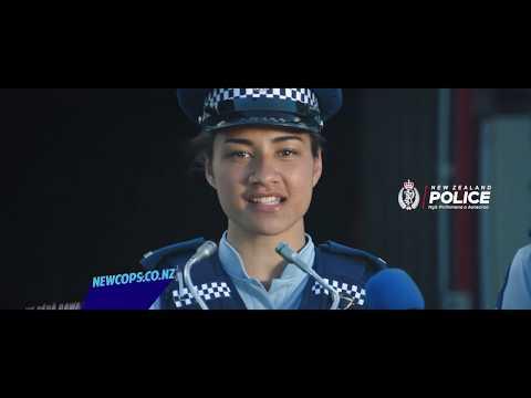 'Breaking News' NZ Police recruitment video - 30' version