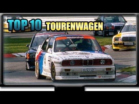 Top 10 Tourenwagen aller Zeiten