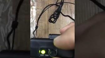 Biến trợ giảng có dây thành không dây bằng mic bouetooth v11