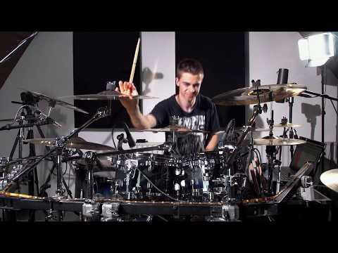 Marius - Nightwish - Over The Hills And Far Away (Drum Cover)