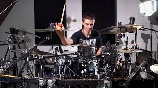Hi guys, enjoy my fourteenth Drum Cover this year. If you like it f...