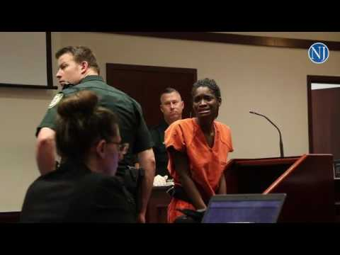 Mom cries out as teen daughter is sentenced to 20 years in prison