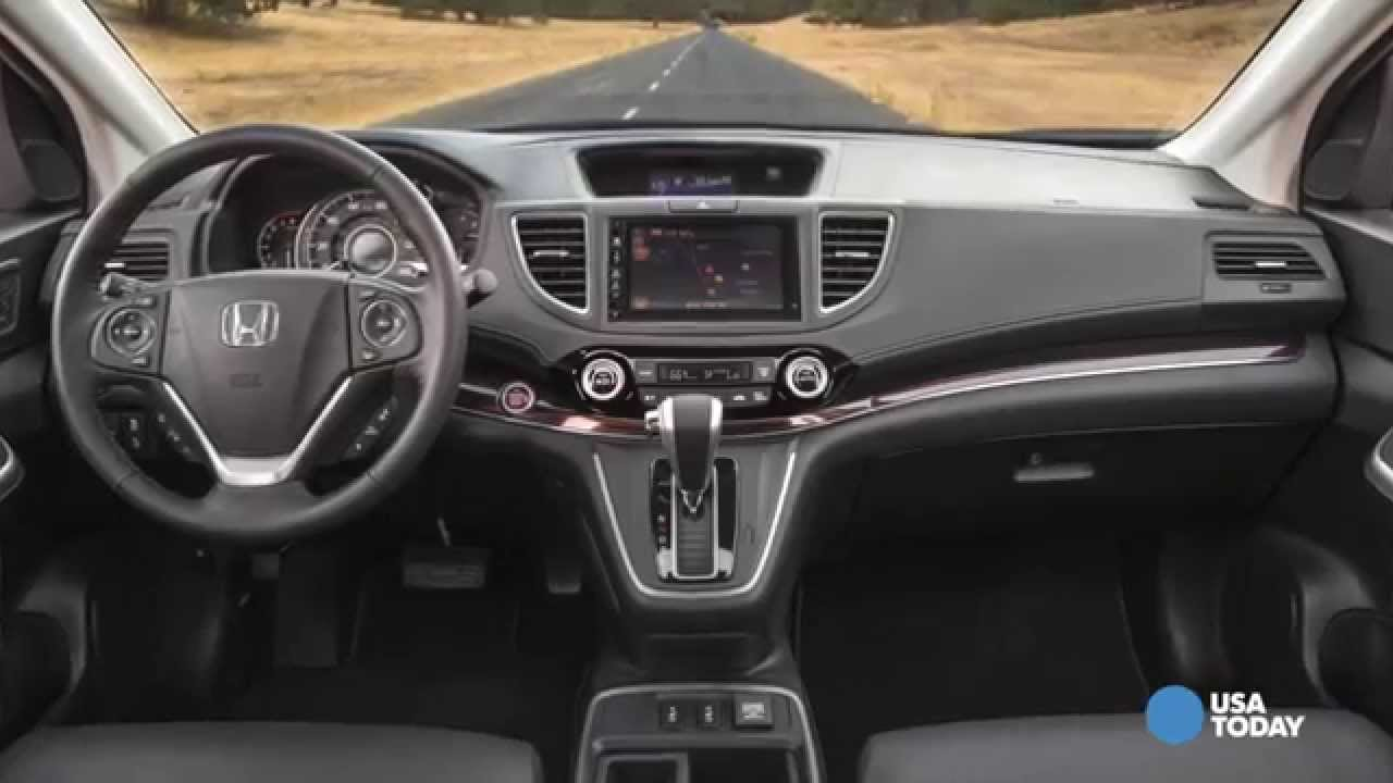 top features in the new 2015 honda cr v youtube. Black Bedroom Furniture Sets. Home Design Ideas