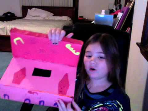 how to make a valentines box youtube