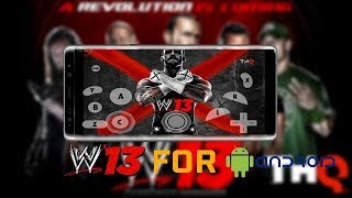 #WWE13 WWE 13 Real Game on Android with Link ||Download Now||