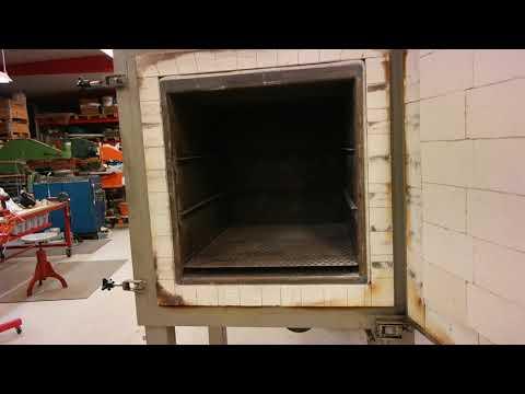 Anlöpningsugn AU-296HYBE industrial ovens AB