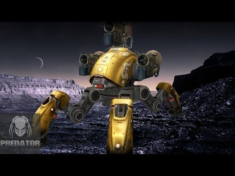 MRK II LEVEL 12 FUJIN GAMEPLAY | VS DASH BOTS | War Robots
