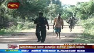 LTTE Video Clip Shows their Activities in NFZ - Wanni Operation 3 rd May 2009