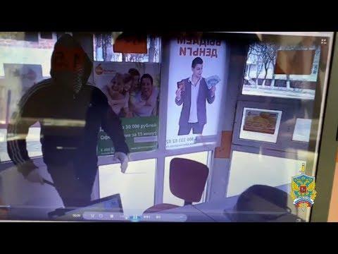 Разбойник с ножом нападал на магазины и жителей Подольска
