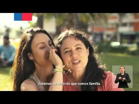 Familia homosexual en chile
