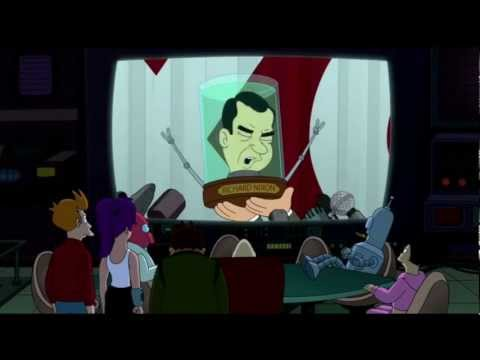 Richard Nixon's Aroos