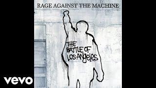 Rage Against The Machine - Calm Like a Bomb (Audio)