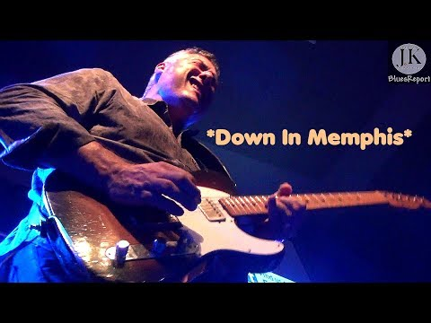 Rob Mo - Down In Memphis/ 'blues' Rhede Germany 2017