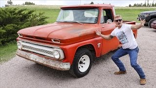 DO YOU WANT THIS TRUCK??? *1964 Chevy C10 stepside*